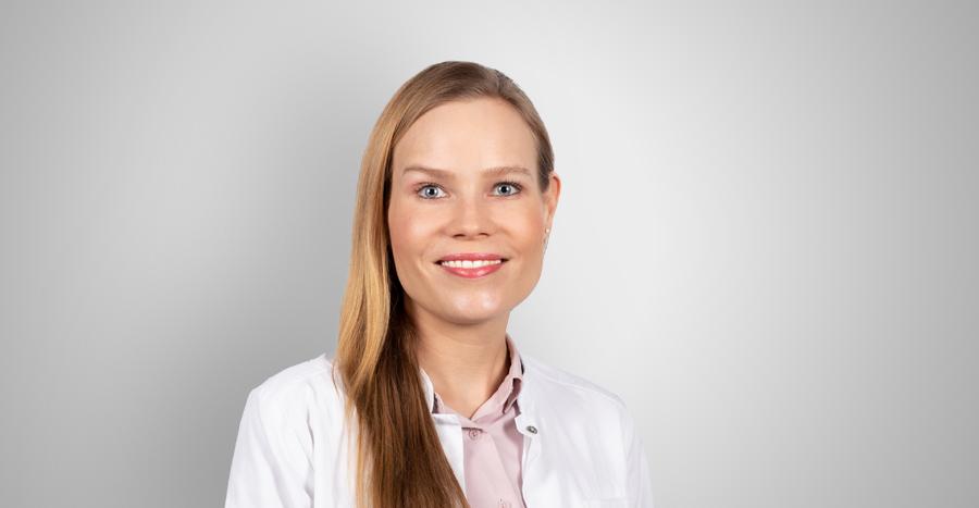 Viktoria Buck, Fachärztin für Haut- und Geschlechtskrankheiten